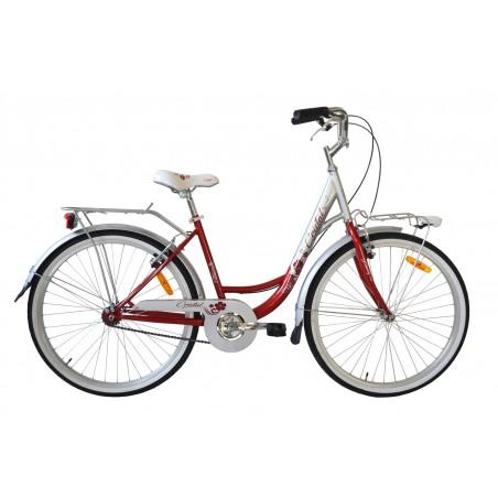 "Bici Cristal 26"" 1v"
