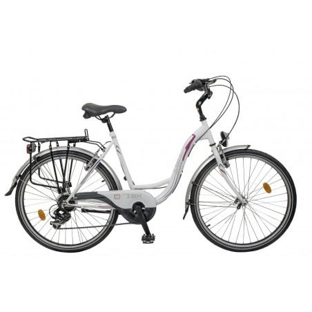 """Bici City Lady 24"""" 6v Shimano"""