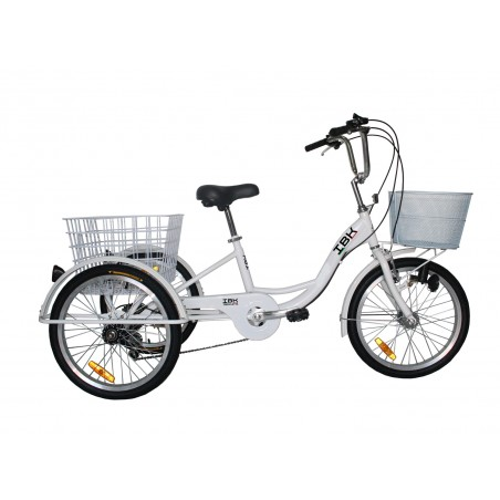 "Tricicletta 20"" 6v"